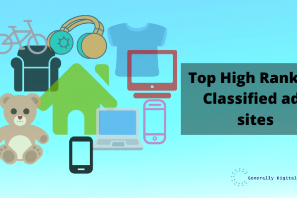 Top High Ranking Classified ads sites