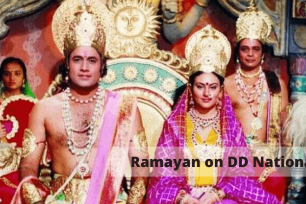 Ramayan is back on Doordarshan
