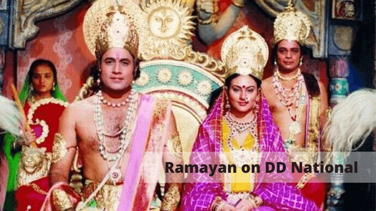 Rayaman on Doordarshan